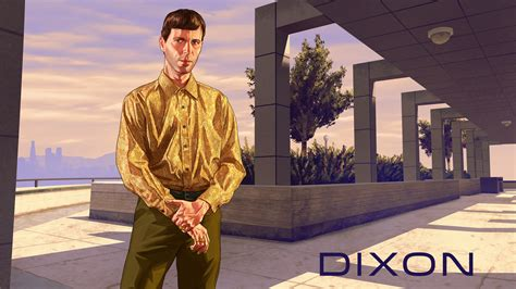 Dixon is your new DJ for hire in GTA Online After Hours